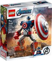 LEGO 76168 Super Heroes Captain America