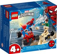 LEGO 76172 Super Heroes Spider-Man and Sandman