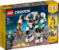 LEGO 31115 LEGO Creator Space Mining Mech