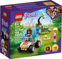 LEGO 41442  Friends Vet Clinic Rescue Buggy (Retired)
