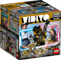LEGO 43107 VIDIYO™ HipHop Robot BeatBox (Retired)