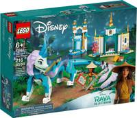 LEGO 43184 Disney Princess Raya and Sisu Dragon (Retired)
