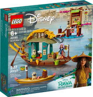 LEGO 43185 Disney Princess Boun's Boat