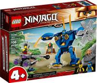 LEGO 71740 Ninjago Jay's Electro Mech