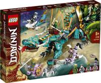 LEGO 71746 Ninjago Jungle Dragon