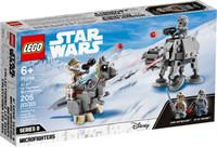 LEGO 75298 Star Wars™ Tauntaun vs AT-AT Microfighters