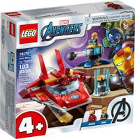 LEGO 76170 Super Heroes Iron Man vs. Thanos