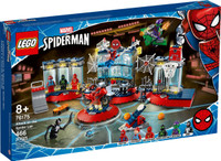 LEGO 76175 Super Heroes Attack on the Spider Lair