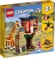 LEGO 31116 LEGO Creator Safari Wildlife Tree House