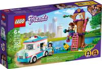 LEGO 41445  Friends Vet Clinic Ambulance