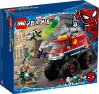 LEGO 76174 Marvel Super Heroes Spider-Man's Monster Truck vs. Mysterio