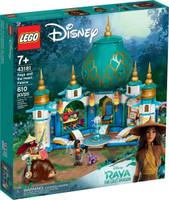 LEGO 43181 Disney Princess Raya and the Heart Palace
