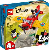 LEGO 10772 Juniors Disney Mickey's Propeller Plane