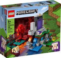 LEGO 21172 Minecraft The Ruined Portal
