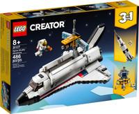 LEGO 31117 LEGO Creator Space Shuttle Adventure