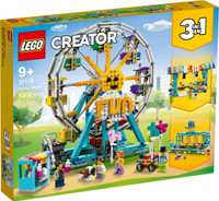 LEGO 31119 LEGO Creator Ferris Wheel