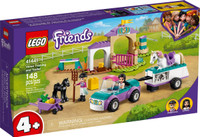 LEGO 41441  Friends Horse Training and Trailer
