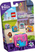 LEGO 41667  Friends Olivia's Gaming Cube