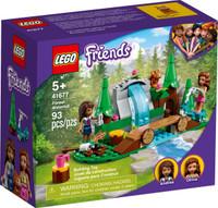 LEGO 41677  Friends Forest Waterfall