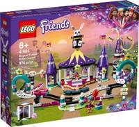 LEGO 41685  Friends Magical Funfair Rollercoaster