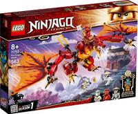 LEGO 71753 Ninjago Kai's Fire Dragon