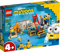 LEGO 75546 Minions Minions in Gru's Lab