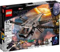 LEGO 76186 Super Heroes Black Panther Dragon Flyer