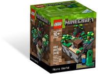 LEGO 21102 Minecraft Minecraft