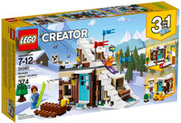 LEGO 31080  Creator Modular Winter Vacation