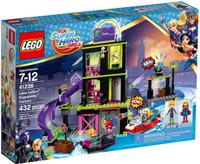 LEGO 41238 DC Super Hero Girls Lena Luthor™ Kryptomite™ Factory
