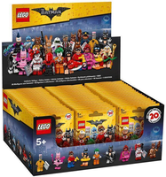 LEGO 71017 Minifigures  Batman Movie Series 1