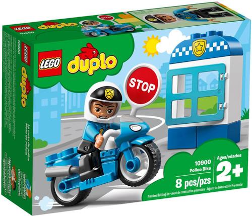 LEGO 10900 DUPLO Town Police Bike