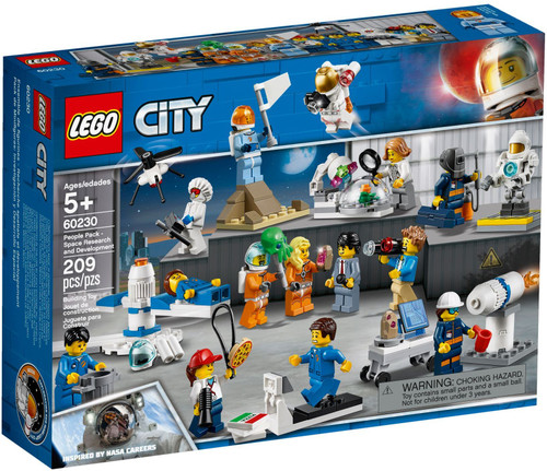 LEGO 60230  City People Pack - Space Research and Development