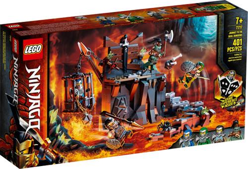 LEGO 71717 Ninjago Journey to the Skull Dungeons (Retired)