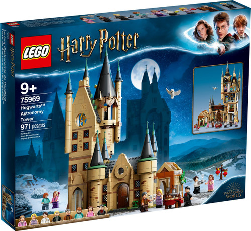 LEGO 75969 Harry Potter Hogwarts™ Astronomy Tower