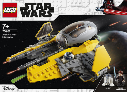LEGO 75281 Star Wars™ Anakin's Jedi Interceptor