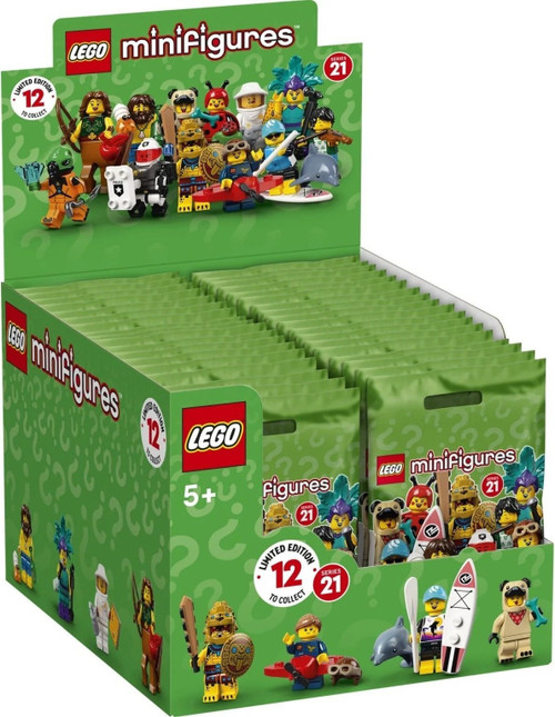 LEGO 71029 Minifigures LEGO® Minifigures Series 21
