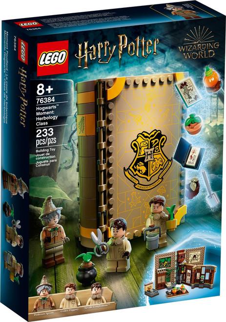 LEGO 76384 Harry Potter Hogwarts™ Moment: Herbology Class