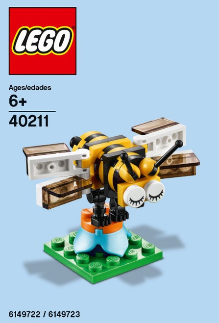 LEGO 40211 Polybag Polybag - Monthly Mini Build April 2016