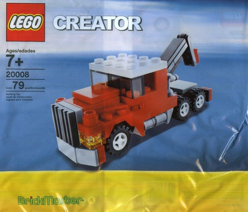 LEGO 20008 Polybag Tow Truck polybag