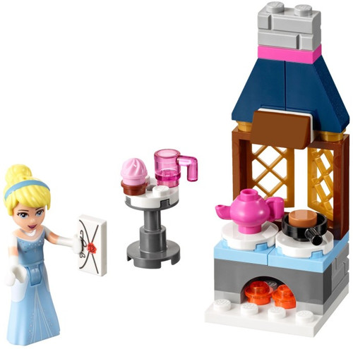LEGO 30551 Polybag Cinderella's Kitchen
