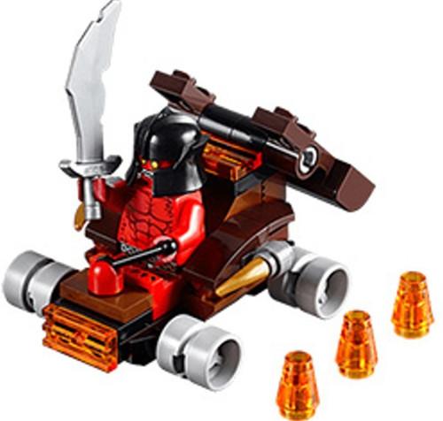 LEGO 30374 Polybag The Lava Slinger