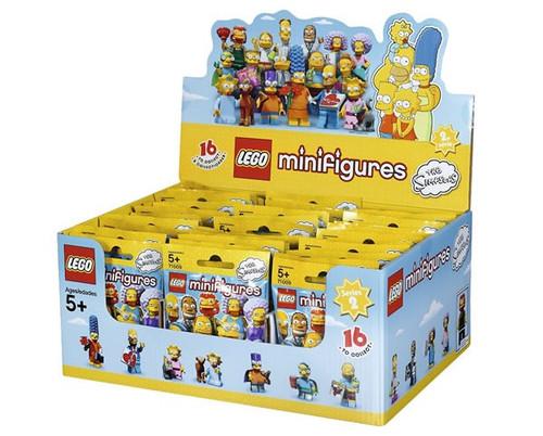 LEGO 71009 Minifigures  Simpsons Series 2