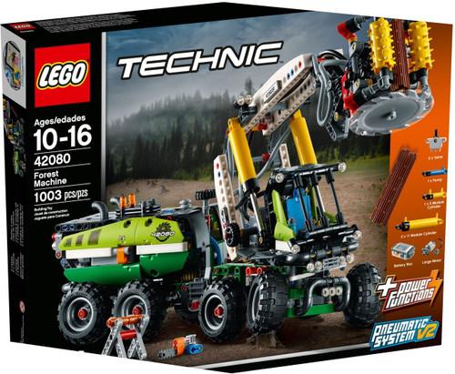 LEGO 42080 Technic Forest Machine