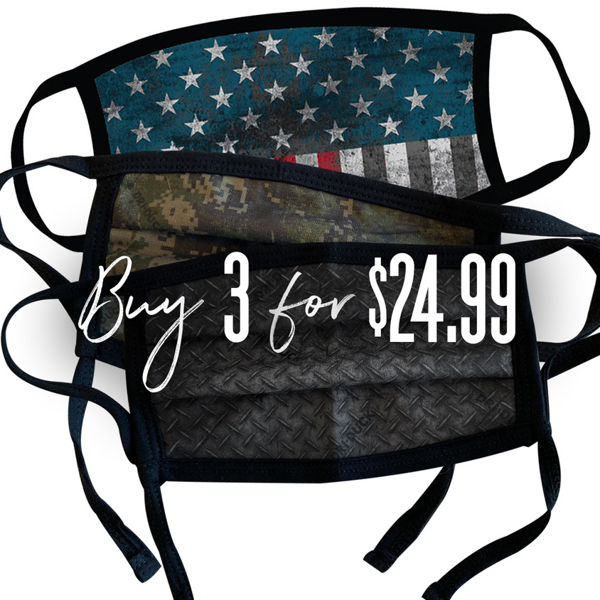 3 for $24 Mask