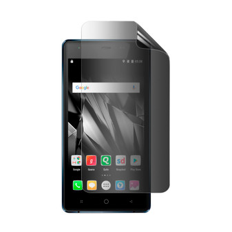 Micromax Canvas Spark 4G Q4201 Privacy Screen Protector