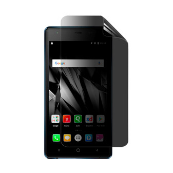 Micromax Canvas Spark 4G Q4201 Privacy Plus Screen Protector