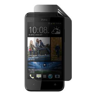 HTC Desire 300 Privacy Plus Screen Protector