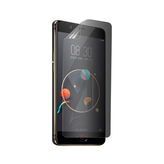 Nubia N2 Privacy Screen Protector