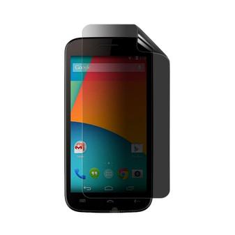 Maxwest Nitro 55 LTE Privacy Plus Screen Protector